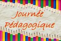 Journée pédagogique : mardi 26 janvier 2021