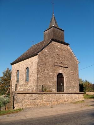 chapelle nd de la salette - bure