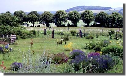 jardin aromatique jacques goffin (bure)